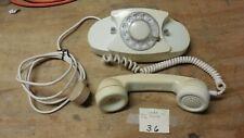 Princess Telephone, 701B, white, dial type, non-mod, (Tx36)