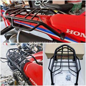 HONDA CRF300L 300 RX RALLY  REAR RACK GENUINE H2C LUGGAGE CARGO 2020 2021