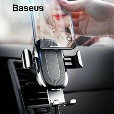 Wireless Charger Gravity Car Vent Mount Holder - Baseus