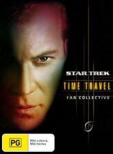 Star Trek - Fan Collective Time Travel* Region 4*4-Disc*Terrific Condition