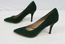 Marc New York Andrew Marc Women's Pointed Toe Heels BF5 Green Size US:8.5