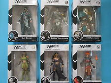 """MAGIC THE GATHERING - Funko Legacy Collection 6"""" Figures - Series 1 Complete Set"""