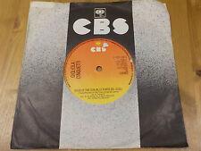 """CBS 2471 1973 UK 45rpm 7"""" Gigliola Cinquetti """"Door Of The Sun (Alle Porte....)"""""""