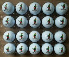 1998 Marvin the Martian Warner Brothers Looney Tunes 20 New Golf Balls