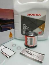 HONDA OIL FILTER SERVICE KIT CBR500R 13-18 CBR650F 14-18 GENUINE OIL KIT
