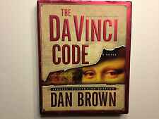 The Da Vinci Code by Dan Brown (2004, Hardcover, Collector's, Special)