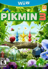 Pikmin 3 Nintendo Wii U WiiU Videogame Video Game