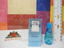 COOL WATER WOMAN BY DAVIDOFF EDT 5 ML NEW IN BOX *MINI*