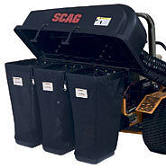 Scag Tiger Cub Grass Collection Bag 3 Bushel 482567 New Oem