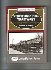 STAMFORD HILL TRAMWAYS - STOKE NEWINGTON - LONDON - TRAMS