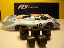 8 pneus uréthane Porsche 917 LH FLY SLOT