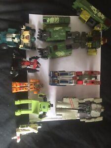 Broken Transformers Joblot G1 Hasbro Bandai Takara Diaclone Starscream