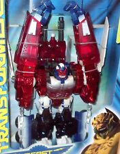 Transformers Beast Machines PRIMAL PRIME Electronic Optimus MISB Sealed SHARP ++
