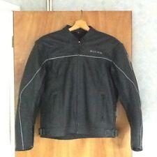 Mens Leather richa motorcycle jacket