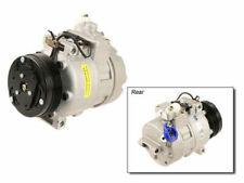 For 2001-2003 BMW 530i A/C Compressor 67865YB 2002 New w/ Clutch