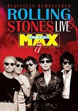 Live At the Max by The Rolling Stones (DVD, Nov-2009, .. LN