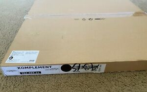 """Ikea KOMPLEMENT Pull-out pants hanger, black-brown 19 5/8x22 7/8 """" - NEW"""