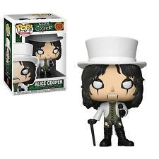 Funko - Pop Rocks: S4- Alice Cooper Brand New In Box
