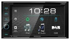 Kenwood DDX4019DAB Doppel-DIN CD/DVD/MP3-Autoradio Touchscreen Bluetooth DAB USB