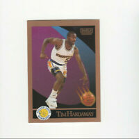 9 count lot 1990/91 Skybox Tim Hardaway Rookie Cards! GS Warriors PG! RC LOT!