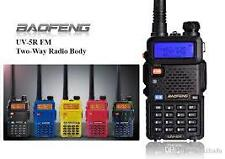 Dual Band TwoWay Radio Baofeng UV 5R Walkie Talkie