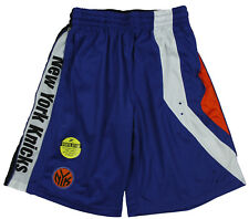 Zipwat NBA Basketball Men's New York Knicks Chaz Shorts - Blue