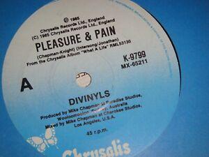 Divinyls Pleasure and Pain