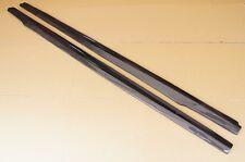 04-10 Carbon Fiber Side Skirt Extension For BMW E60 M5 Side Skirt