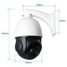 30X Optical Zoom 4MP IP PTZ Dome Security CCTV Camera SONY CMOS Onvif IR Night