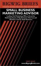 Bigwig Briefs: Small Business Marketing Advisor - Chief Marketing Officers from