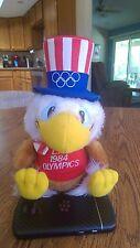 Sam the Eagle plush doll - 1984 Los Angeles Summer Olympics