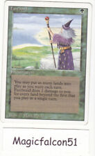x1 carte Fastbond REVISED ENGLISH (1994) EX+/NM MAGIC MTG ★★★★ VINTAGE