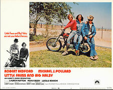 MOTORCYCLE MOTO CROSS RACING/YAMAHA original 1970 11x14 lobby card movie poster