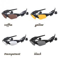 Smart Bluetooth Sunglasses Headphone Headset Stereo Earphone Fashion Cool Style