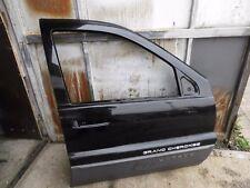 Beifahrertür Tür vorne rechts in Schwarz Jeep Grand Cherokee II WJ