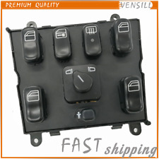 1638206610 Window Power Switch Regulator For Mercedes-Benz ML 230 270 320 350