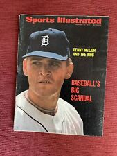 New listing Sports Illustrated February 23, 1970 Denny McLain Cover - No Label