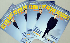 KEVIN BRIDGES FLYERS X 4 - THE STORY CONTINUES TOUR - COMEDIAN COMEDY