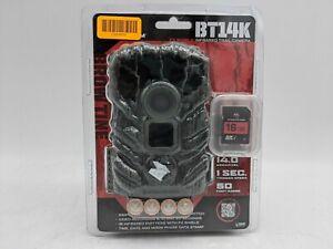 Stealth Cam BT14K Infrared Trail Camera 16GB Brown Tine   -JD1084