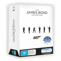 The JAMES BOND 007 Collection - 24 Movies : NEW DVD