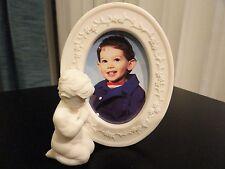 Boy Photo Frame  by Roman Inc- Kneeling in Prayer-