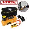AUTOOL 5T hydraulic electric floor Jacks electric 12V car lifting portable