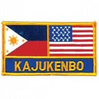 "Kajukenbo Martial Arts Patch - 5"""
