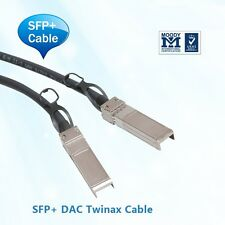 S+DA0001 Mikrotik Compatible SFP+ Direct Attach Copper Twinax cable 1Meter