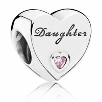 PANDORA Charm Daughter-Herz 791726PCZ
