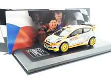 1:43 Diecast Club Ford Fiesta RS WRC 2011-2014 Rally Monte Carlo 2015 #21 NEW