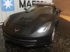 1:18 Maisto Corvette Stingray American Muscle Super Cop/Coche de Policía (sin Caja)