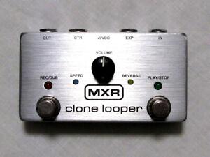 Used MXR M303 Clone Looper Guitar Effects Pedal