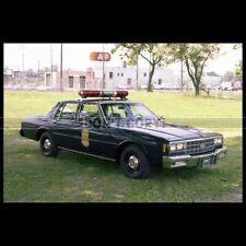 Photo A.011557 CHEVROLET IMPALA POLICE 1982-1984