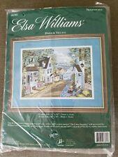 "Elsa Williams ""Harbor Village"" Needlepoinr Kit"